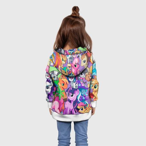 Детская толстовка 3D  Фото 02, My Little Pony