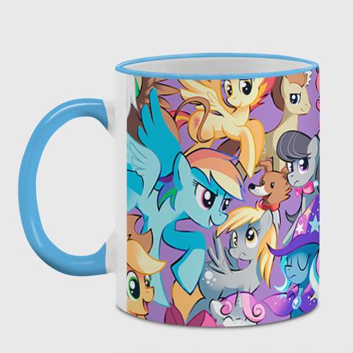 Кружка с полной запечаткой  Фото 04, My Little Pony