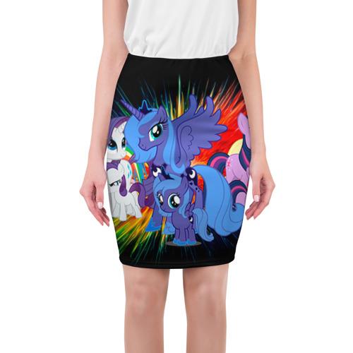 Юбка 3D My Little Pony