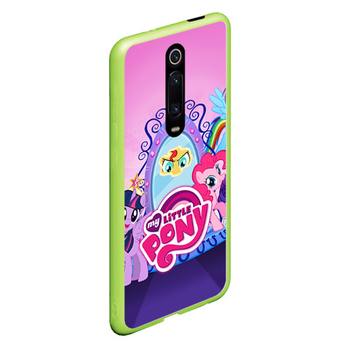 Чехол для Xiaomi Redmi Mi 9T My Little Pony Фото 01