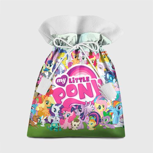 Подарочный 3D мешок My Little Pony