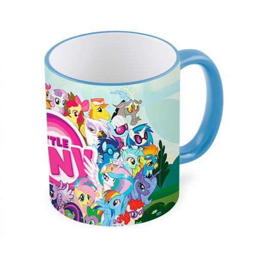 Кружка с полной запечаткой  Фото 01, My Little Pony
