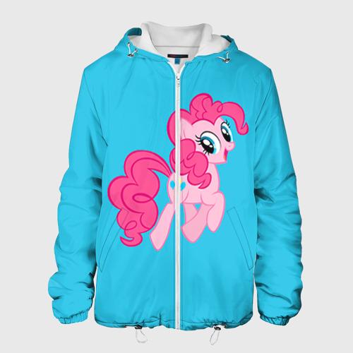 Мужская куртка 3D  Фото 01, My Little Pony