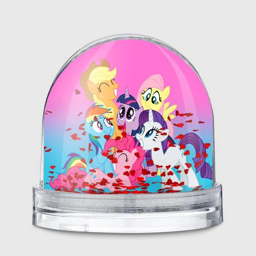 Водяной шар  Фото 01, My Little Pony