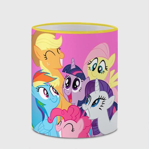 Кружка с полной запечаткой  Фото 03, My Little Pony