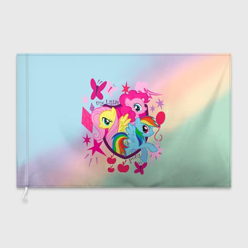 Флаг 3D  Фото 03, My Little Pony