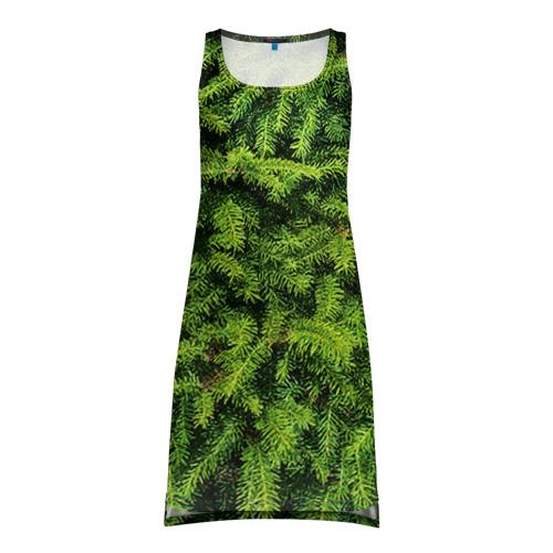 Платье-майка 3D Я ёлка