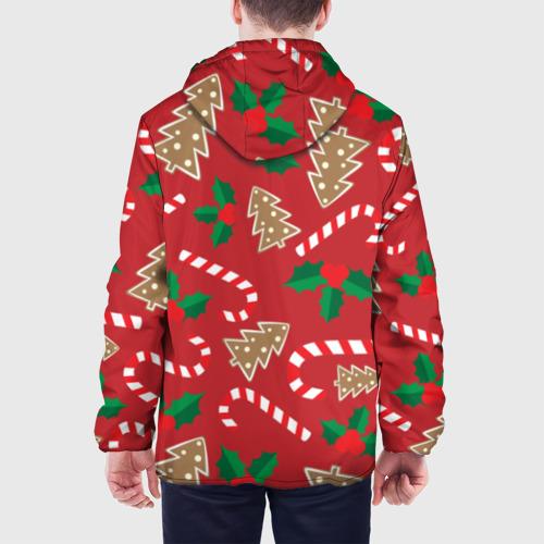 Мужская куртка 3D  Фото 05, Новый год