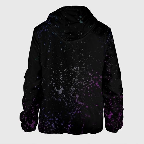 Мужская куртка 3D  Фото 02, Космокот