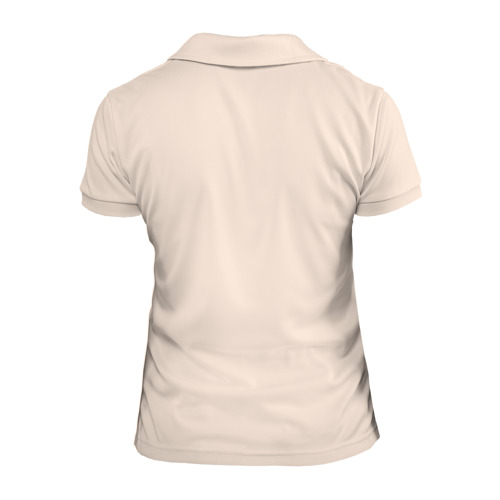 Женская рубашка поло 3D  Фото 02, Party hard
