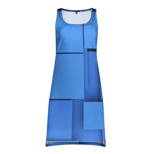 Платье-майка 3D Квадрат
