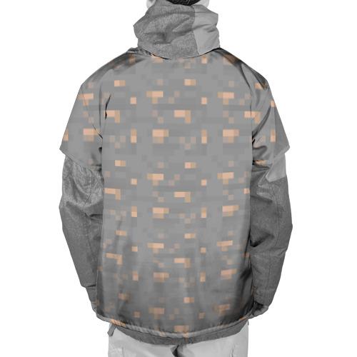 Накидка на куртку 3D Железная руда Фото 01