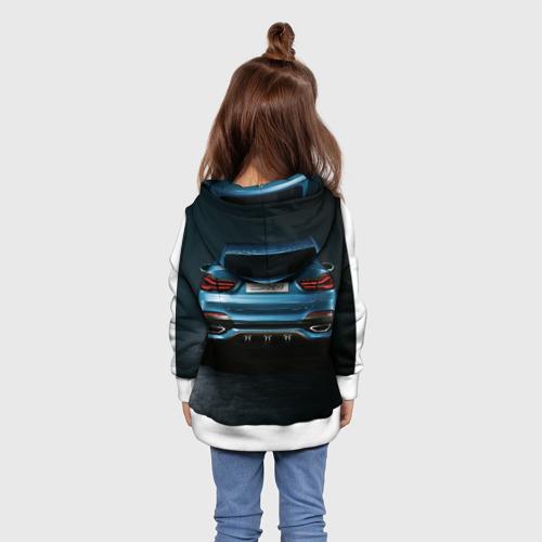 Детская толстовка 3D  Фото 02, BMW X4 Concept