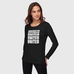 Manchester United white