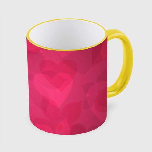 Кружка с полной запечаткой  Фото 01, Pink