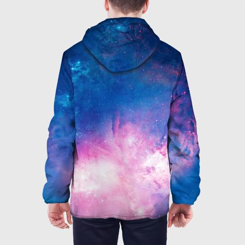 Мужская куртка 3D  Фото 05, Вселенная