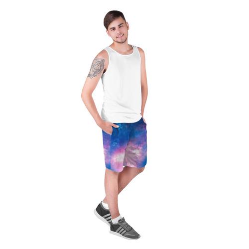 Мужские шорты 3D  Фото 03, Вселенная