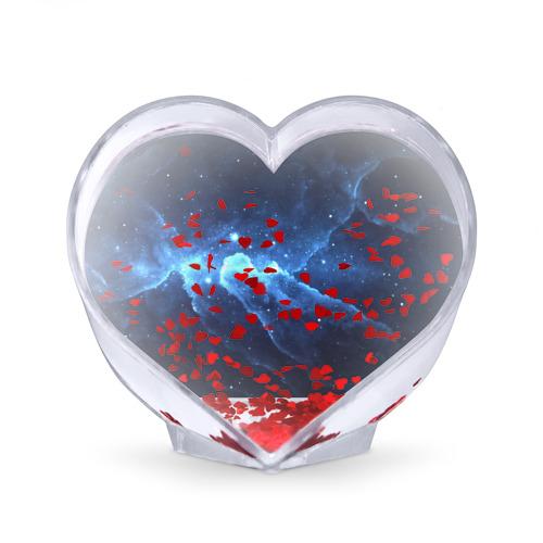 Сувенир Сердце  Фото 02, Космос