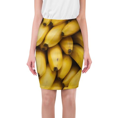 Юбка 3D Банан