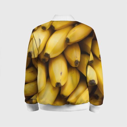 Детский бомбер 3D  Фото 02, Банан