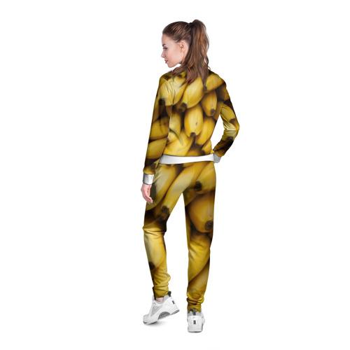 Женская олимпийка 3D  Фото 04, Банан