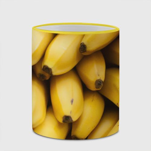 Кружка с полной запечаткой  Фото 03, Банан