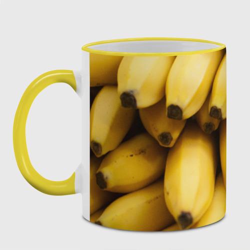 Кружка с полной запечаткой  Фото 04, Банан