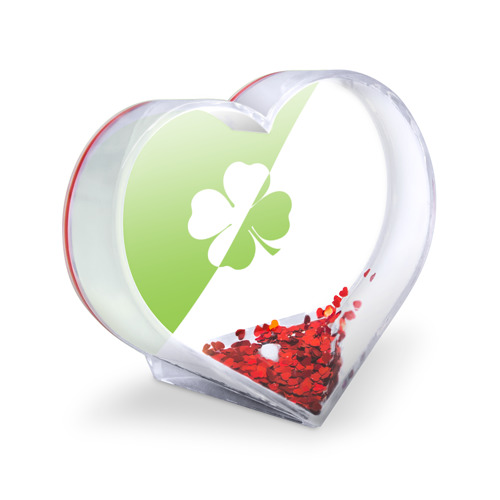 Сувенир Сердце  Фото 03, Lucky Clover
