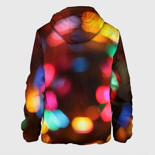 Мужская куртка 3D  Фото 02, Lights Long