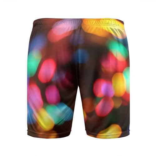 Мужские шорты 3D спортивные  Фото 02, Lights Long
