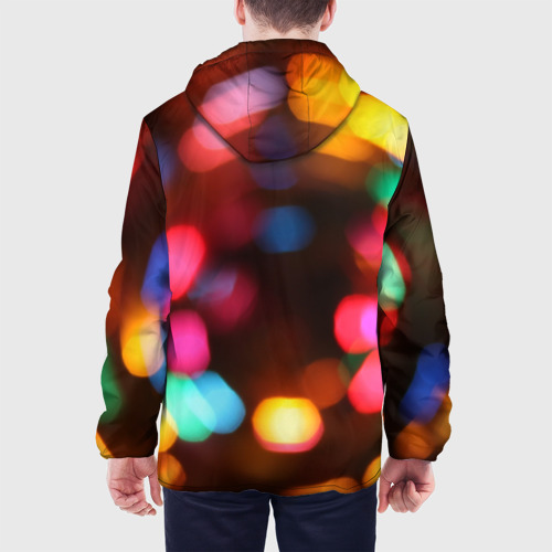 Мужская куртка 3D  Фото 05, Lights Long