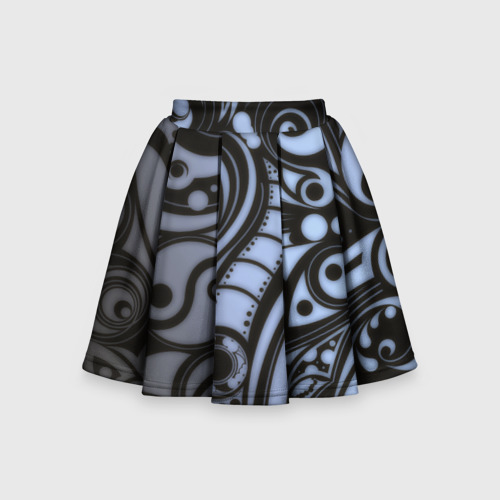 Детская юбка-солнце 3D Art