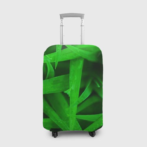 Чехол для чемодана 3D  Фото 01, Трава