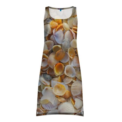 Платье-майка 3D Ракушка