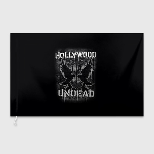 Флаг 3D  Фото 03, Hollywood Undead