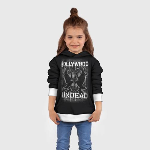 Детская толстовка 3D Hollywood Undead
