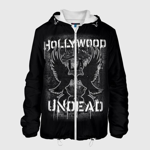 Мужская куртка 3D  Фото 01, Hollywood Undead
