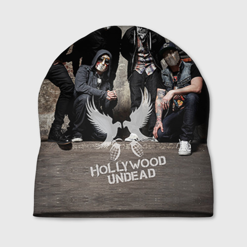 Шапка 3D Hollywood Undead