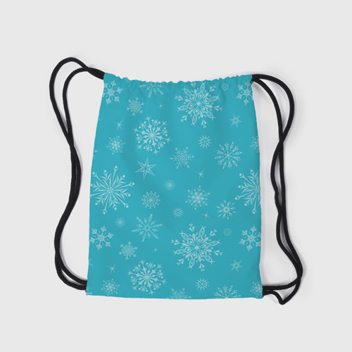 Рюкзак-мешок 3D  Фото 05, Новогодний олень
