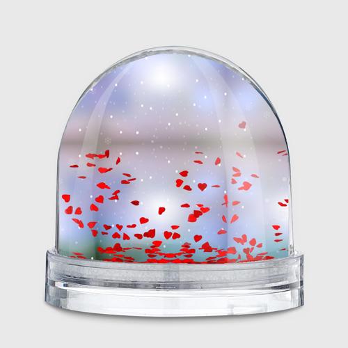Водяной шар  Фото 02, Новогодний олень