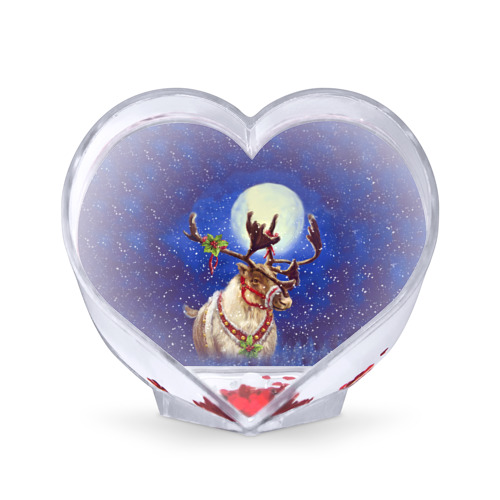 Сувенир Сердце  Фото 01, Christmas deer