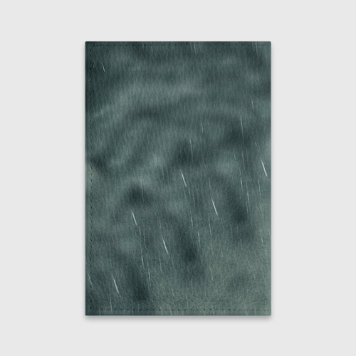 Обложка для паспорта матовая кожа  Фото 02, Стрела