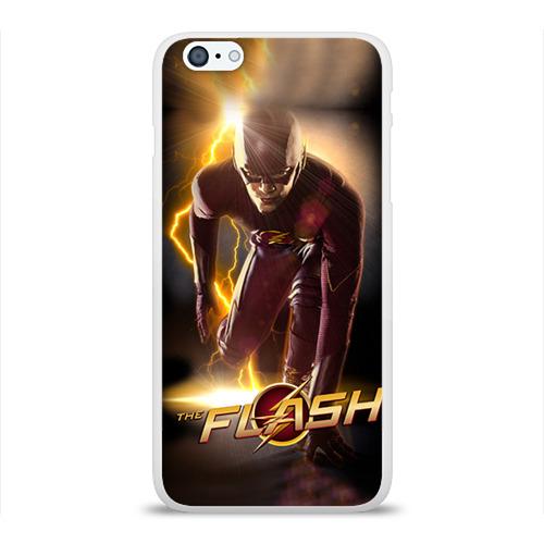 Чехол для Apple iPhone 6Plus/6SPlus силиконовый глянцевый  Фото 01, Flash