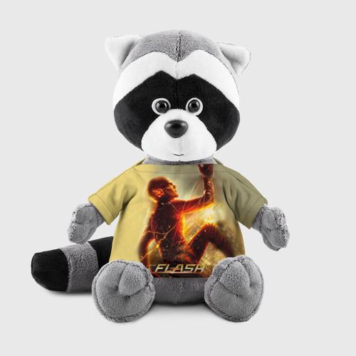 Енотик в футболке 3D  Фото 01, Flash