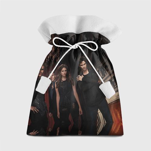 Подарочный 3D мешок Дневники вампиров