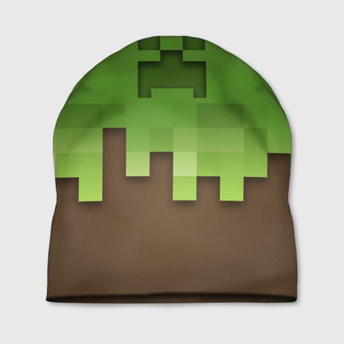Шапка 3D  Фото 01, Minecraft edition