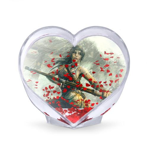 Сувенир Сердце  Фото 02, Расхитительница гробниц
