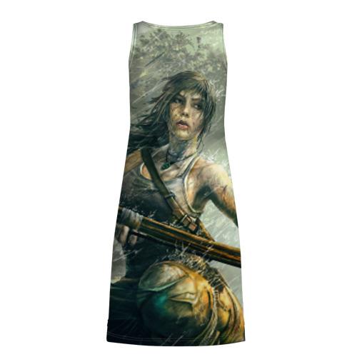 Платье-майка 3D Расхитительница гробниц Фото 01