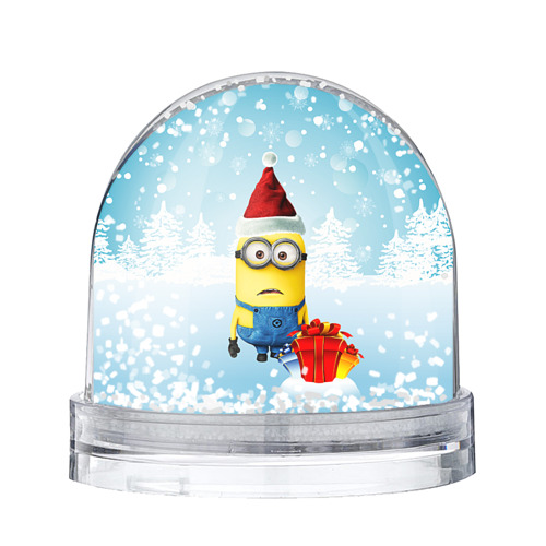 Водяной шар со снегом Подарки