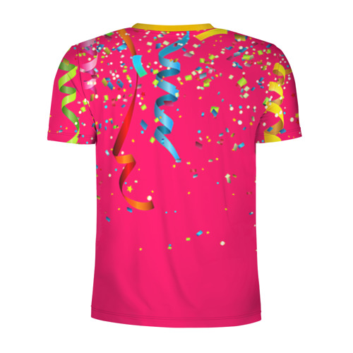 Мужская футболка 3D спортивная  Фото 02, Праздник